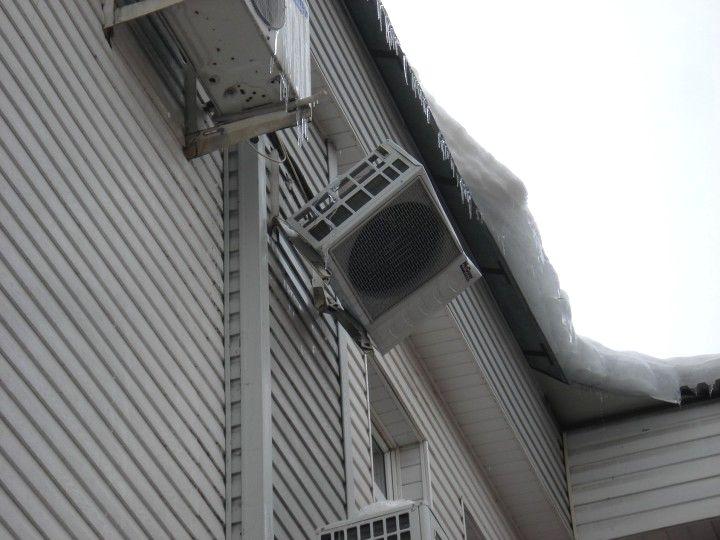 Можно ли использовать кондиционер в дождь?