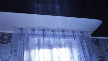 5 причин спрятать карнизы штор в потолочную нишу
