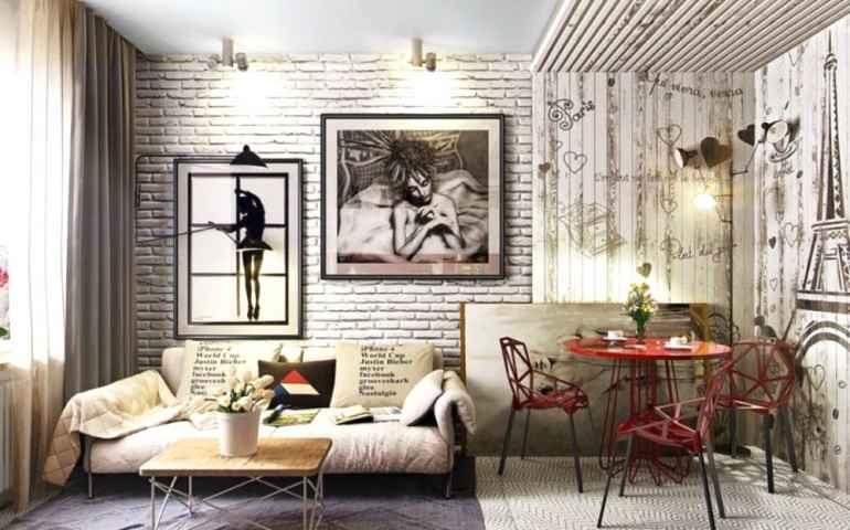 Чем украсить голые стены в квартире и стоит ли это делать