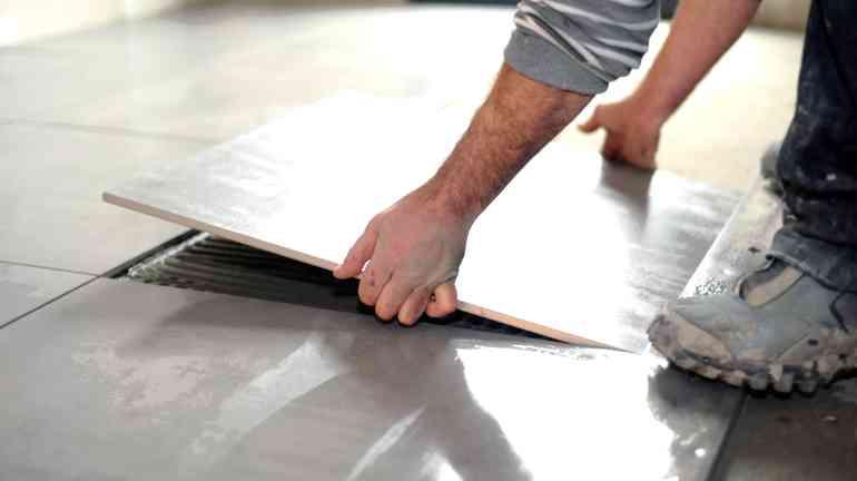 Что нужно знать при выборе клея для крупноформатной плитки