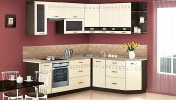 Как эргономично расположить мебель на кухне, чтобы было красиво и удобно