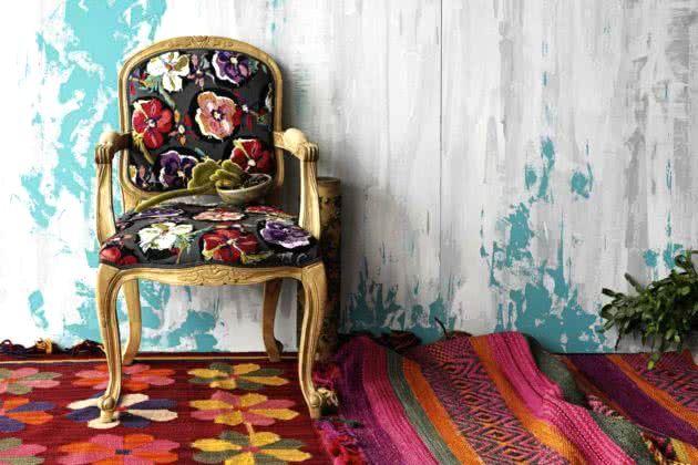 Как сочетать предметы интерьера, отличающиеся по цвету