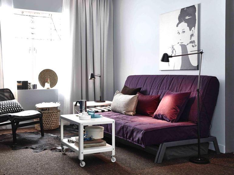 Как спланировать однокомнатную квартиру, чтобы места хватило всем