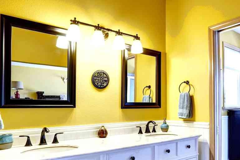 Какой цвет плитки стоит выбрать в ванную комнату