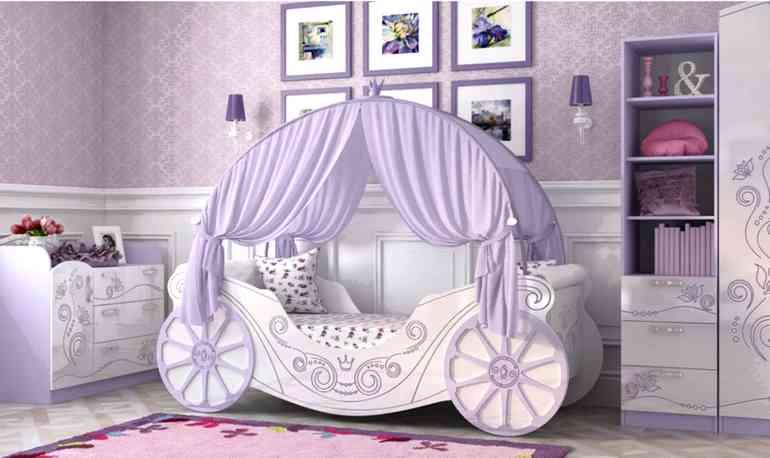 Есть кровати для девочек, а есть кровати для мальчиков - в чём различия
