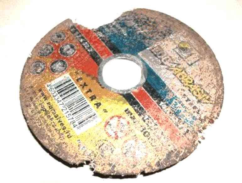 Почему нельзя поставить на болгарку диск большего диаметра