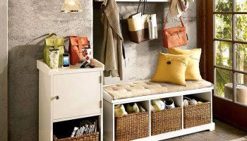 5 идей где хранить вещи в маленькой квартире