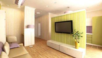 Как правильно зонировать квартиру-студию самостоятельно