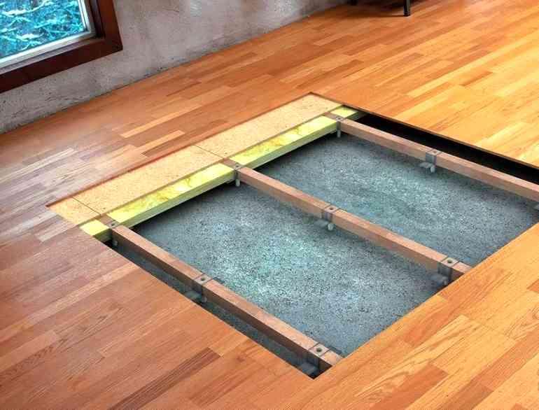 Как исправить разбухший ламинат после потопа