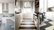 Линолеум на кухне — а стоит ли это делать?