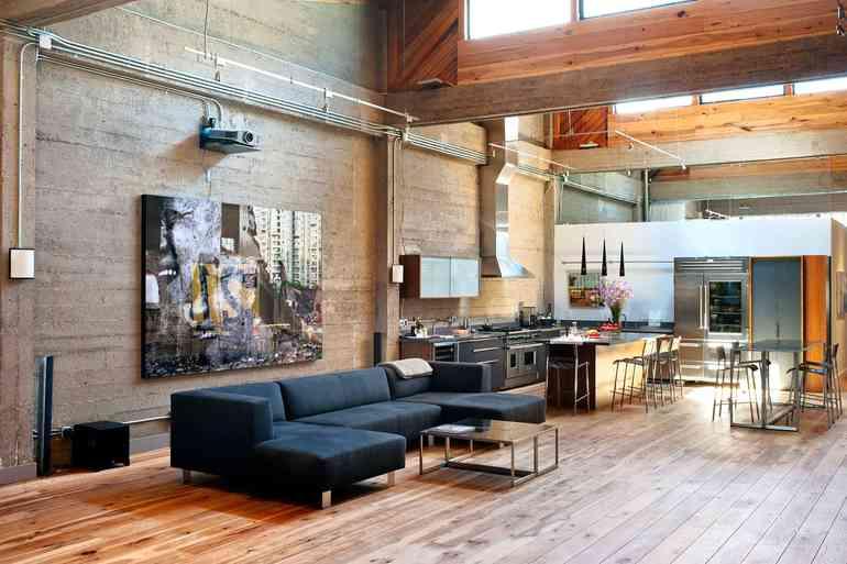 7 советов по созданию стиля лофт в интерьере квартиры