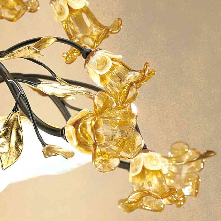Почему так популярны предметы интерьера из муранского стекла