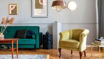 Чем украсить стены в квартире, когда слишком много пустого пространства