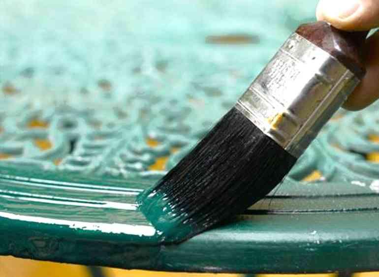 Что будет, если нанести масляную краску поверх нитрокраски
