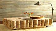 Самодельные журнальные столики за копейки — экономим на мебели