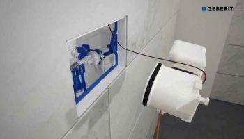 Что особенного в инсталляции Geberit?