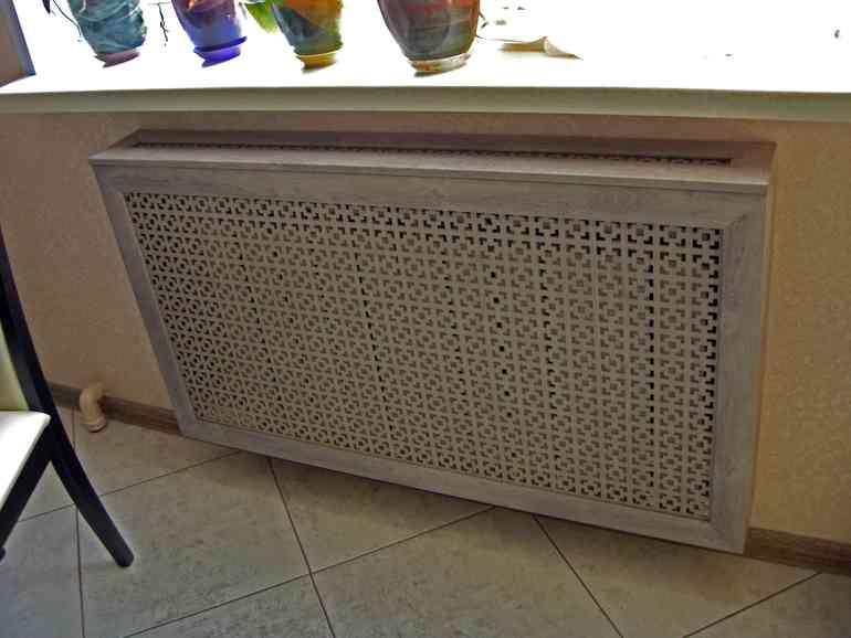 Когда стоит использовать декоративные экраны на радиаторы отопления