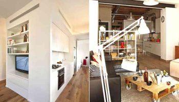Какая мебель идеально подходит для малогабаритных квартир