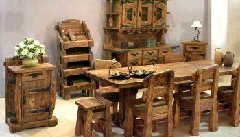 Мебель из массива дерева — стоит ли переплачивать
