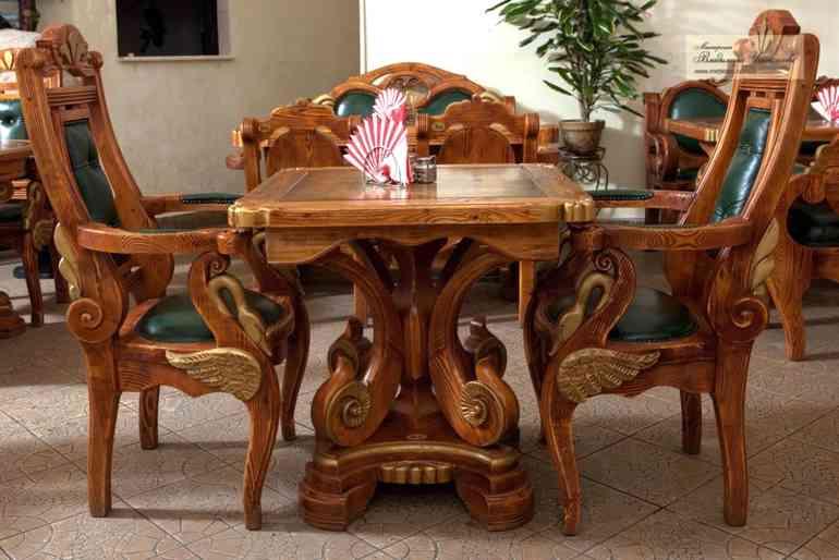Мебель из массива дерева - стоит ли переплачивать
