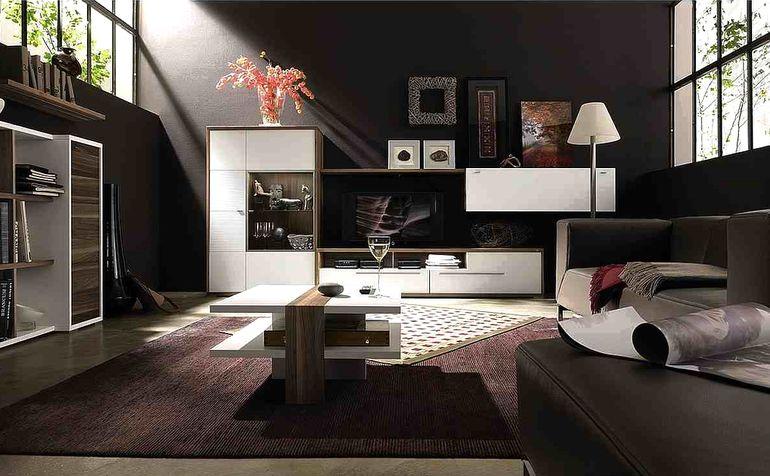 10 главных ошибок в оформлении интерьера темной гостиной