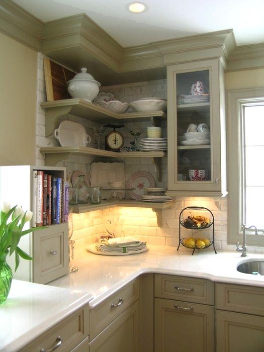 5 неожиданных мест хранения на кухне, которые мало кто использует по назначению
