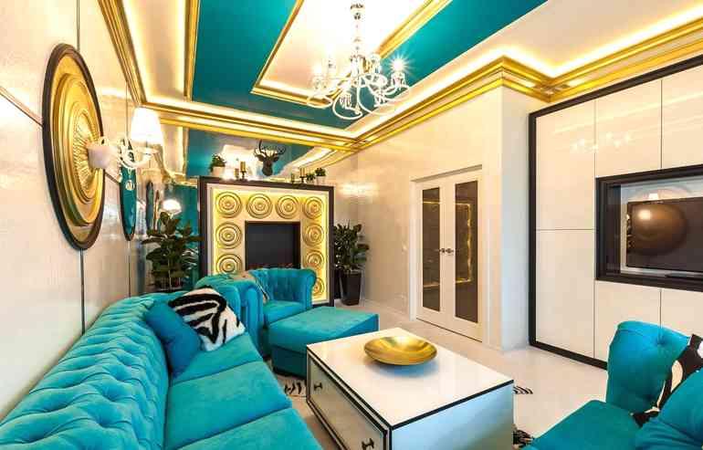 Как правильно выбирать потолочные молдинги в качестве элементов декора