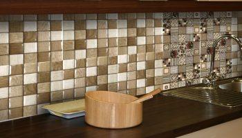 Почему мозаика на кухне это плохая идея