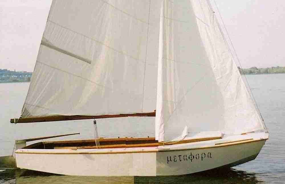 Мини яхта своими руками 347