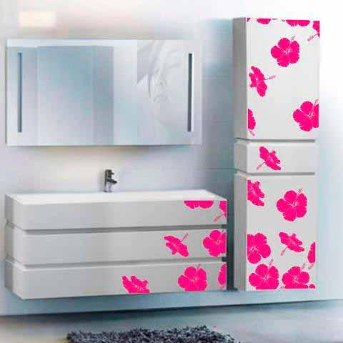 Наклейки-на-мебель-в-ванную-комнату