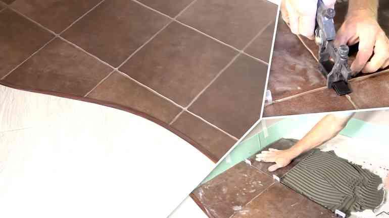 Почему может потрескаться кафель на полу, даже если укладка была давно