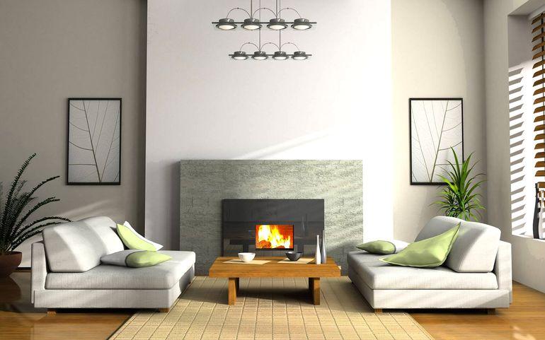 Как обновить интерьер гостиной с помощью 5 простых предметов
