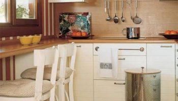 Как сделать кухню в хрущёвке максимально функциональной