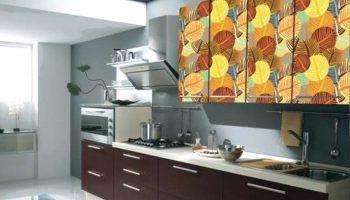 Как недорого отреставрировать старый кухонный гарнитур