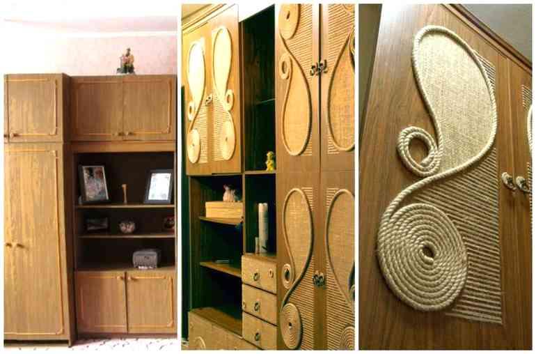 Как с помощью дешёвой фурнитуры облагородить мебель и придать ей более дорогой вид