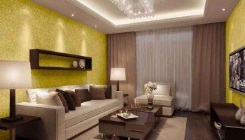 Как правильный цвет поможет сделать маленькую комнату просторнее