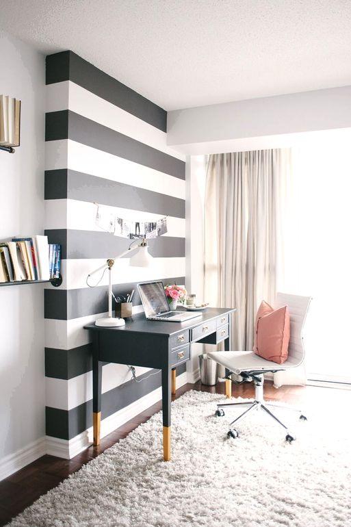 Как комбинировать рисунки обоев, чтобы преобразить свою квартиру