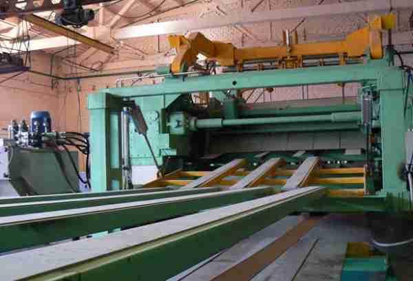 Оборудование для производства древесно-слоистых плит