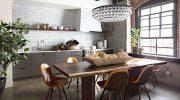 Как без лишних затрат оформить красивую кухню в стиле лофт