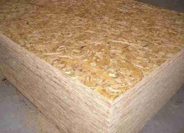 Ориентированно-стружечные плиты (ОСП)