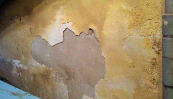 Как укрепить осыпающуюся со стен штукатурку