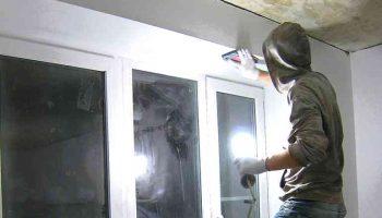 Что лучше для откосов на окна: штукатурка или гипсокартон