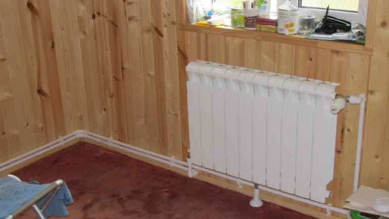 Какое отопление лучше всего подойдёт для дачного домика