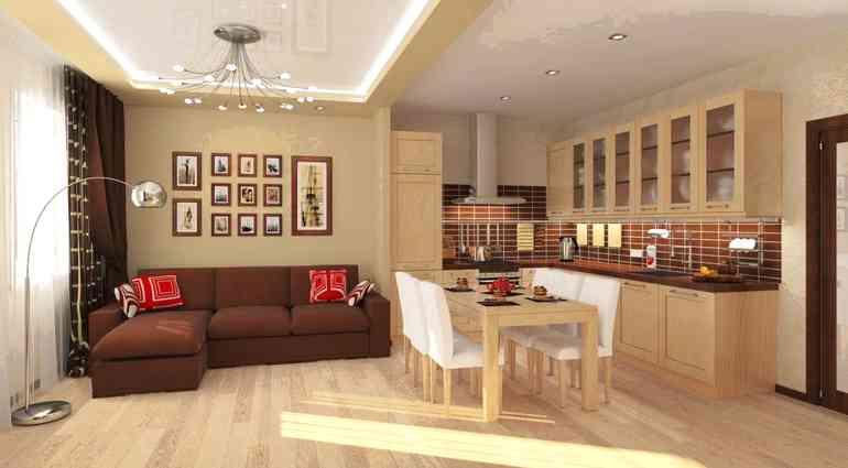 Что важно учесть в дизайне кухни для большой семьи