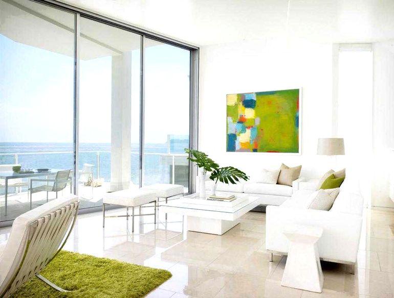 Интерьер в стиле total white: может ли быть практичной квартира в белых тонах