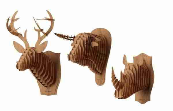 Подобные элементы имеют оригинальный внешний вид и значительно отличаются от оригинальных трофеев
