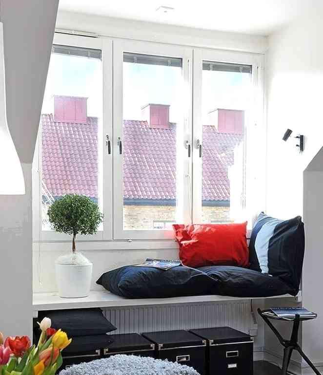 Как облагородить подоконники дома - красиво и экономно