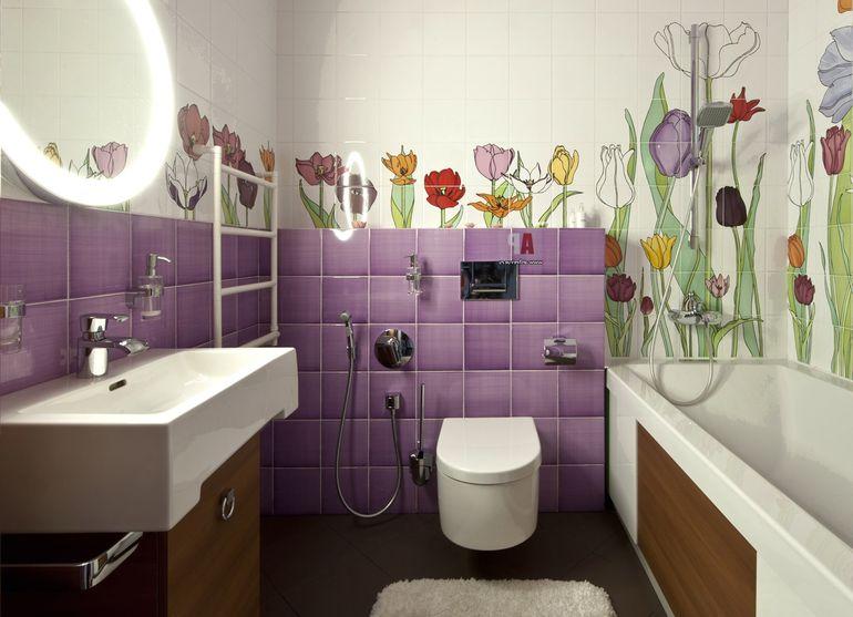 На чем можно сэкономить в оформлении ванной комнаты