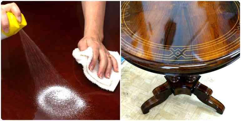 Чем натереть мебель чтобы она смотрелась в 2 раза дороже