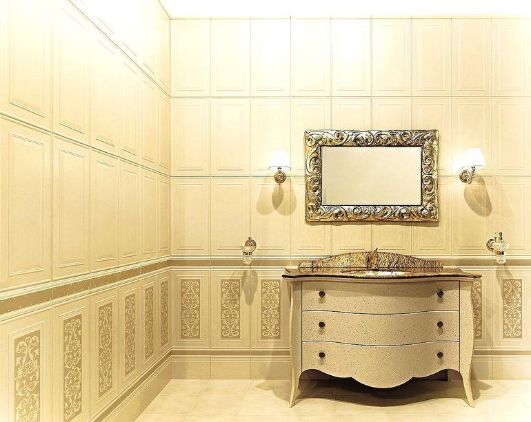 Только не плитка: 5 интересных идей для интерьера ванной комнаты
